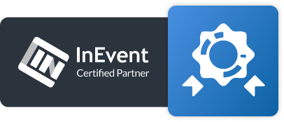InEvent Certified logo